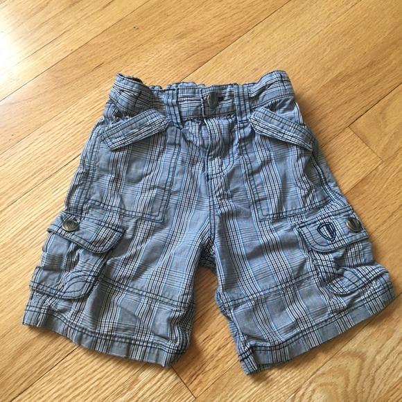 Ben Sherman toddler shorts